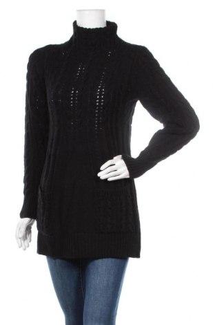 Γυναικείο πουλόβερ B.C. Best Connections, Μέγεθος M, Χρώμα Μαύρο, 70% πολυακρυλικό, 30% μαλλί, Τιμή 24,55€