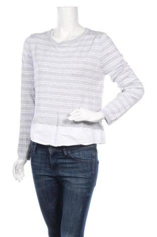 Дамски пуловер B Collection, Размер M, Цвят Сив, Вискоза, полиамид, Цена 7,09лв.