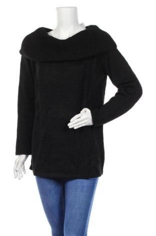 Дамски пуловер Body Flirt, Размер XL, Цвят Черен, Акрил, Цена 41,60лв.