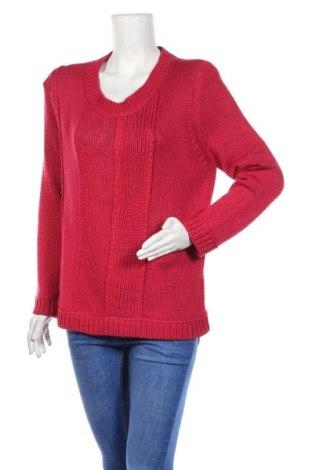 Дамски пуловер Bonita, Размер L, Цвят Розов, Акрил, Цена 17,01лв.