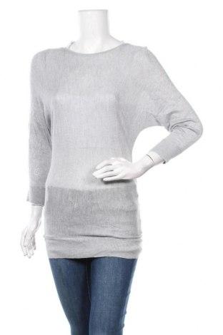 Γυναικείο πουλόβερ Camaieu, Μέγεθος S, Χρώμα Γκρί, Τιμή 14,81€