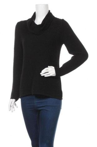 Дамски пуловер Canda, Размер S, Цвят Черен, Цена 7,09лв.