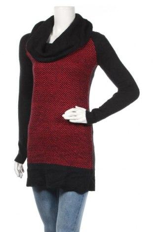 Дамски пуловер Candie's, Размер M, Цвят Черен, 68% акрил, 32% полиамид, Цена 9,56лв.