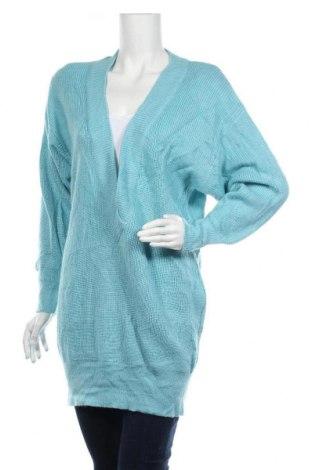 Γυναικείο πουλόβερ Checkmate, Μέγεθος M, Χρώμα Μπλέ, 70%ακρυλικό, 30% μαλλί, Τιμή 4,77€