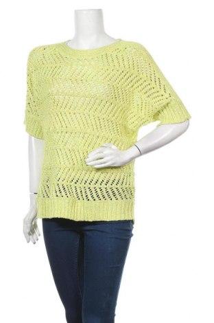 Дамски пуловер Chico's, Размер L, Цвят Зелен, Цена 12,86лв.