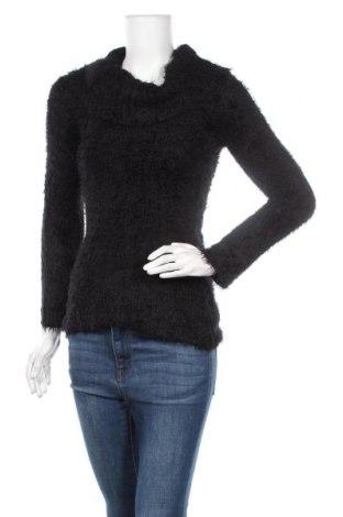 Γυναικείο πουλόβερ Clara Vitti, Μέγεθος S, Χρώμα Μαύρο, Τιμή 17,28€