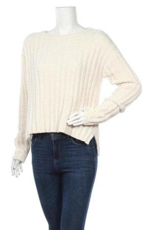 Дамски пуловер Clockhouse, Размер M, Цвят Бежов, Цена 10,40лв.
