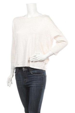 Дамски пуловер Clothing & Co, Размер M, Цвят Бежов, 80% вискоза, 20% полиестер, Цена 15,02лв.
