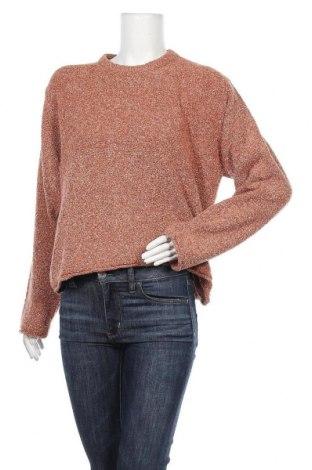Γυναικείο πουλόβερ Columbia, Μέγεθος L, Χρώμα Πορτοκαλί, 50%ακρυλικό, 34% βαμβάκι, 16% πολυεστέρας, Τιμή 82,48€