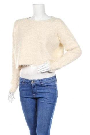 Γυναικείο πουλόβερ Cotton On, Μέγεθος L, Χρώμα Εκρού, 51%ακρυλικό, 49% πολυαμίδη, Τιμή 6,59€