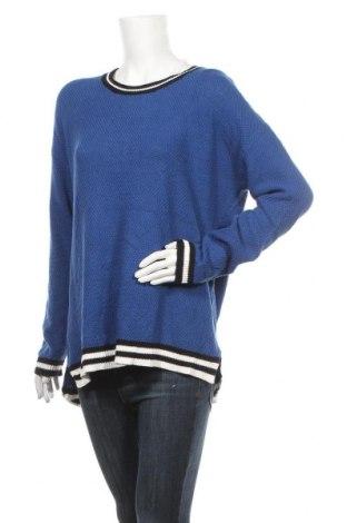 Дамски пуловер Cotton On, Размер L, Цвят Син, Цена 10,87лв.