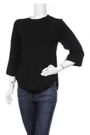 Дамски пуловер Country Road, Размер S, Цвят Черен, 75% вискоза, 25% полиамид, Цена 24,83лв.