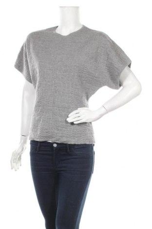 Дамски пуловер Country Road, Размер M, Цвят Сив, 83% вълна, 17% еластан, Цена 25,20лв.