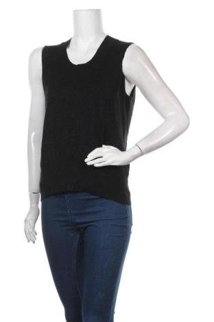 Дамски пуловер Crossroads, Размер L, Цвят Черен, Вискоза, полиамид, Цена 8,09лв.