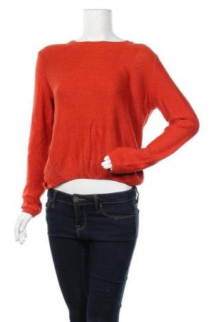 Дамски пуловер Cupshe, Размер S, Цвят Оранжев, Цена 7,56лв.