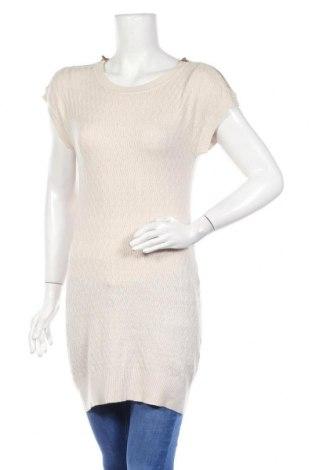 Дамски пуловер DD-II, Размер S, Цвят Бежов, Цена 6,83лв.