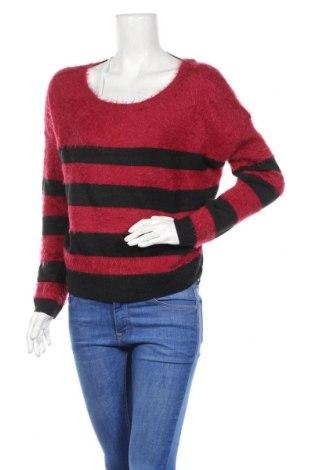 Γυναικείο πουλόβερ DKNY Jeans, Μέγεθος S, Χρώμα Κόκκινο, 51%ακρυλικό, 49% πολυαμίδη, Τιμή 22,41€