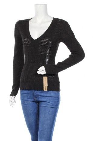 Γυναικείο πουλόβερ DKNY Jeans, Μέγεθος M, Χρώμα Γκρί, 86% βαμβάκι, 9% πολυεστέρας, 5% μεταλλικά νήματα, Τιμή 32,01€