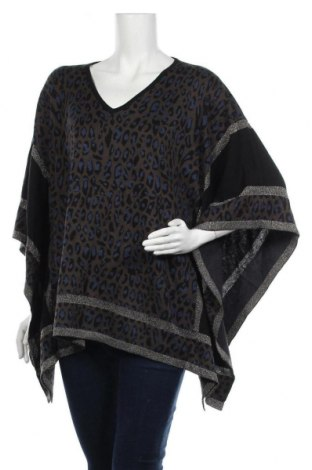 Дамски пуловер Deby Debo, Размер M, Цвят Многоцветен, 55% акрил, 45% памук, Цена 11,76лв.