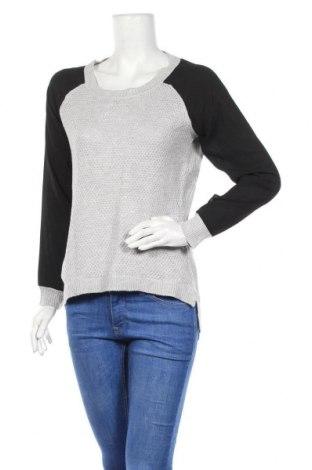 Дамски пуловер Decjuba, Размер S, Цвят Сив, Вискоза, памук, Цена 6,30лв.