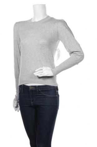 Дамски пуловер Decjuba, Размер XS, Цвят Сив, 60% вискоза, 40% памук, Цена 11,03лв.