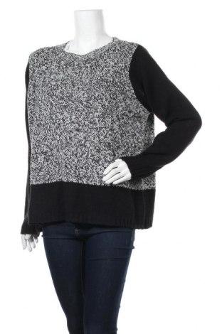 Дамски пуловер Design By Kappahl, Размер XXL, Цвят Черен, Акрил, Цена 13,86лв.