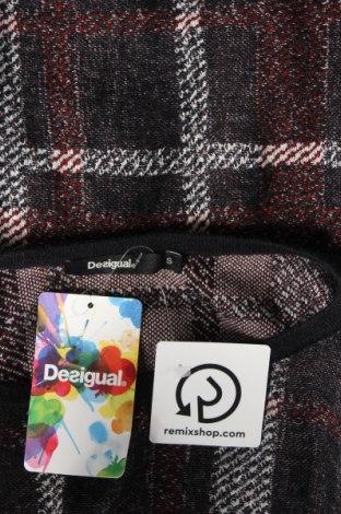 Дамски пуловер Desigual, Размер S, Цвят Многоцветен, 62% вискоза, 25% полиамид, 8% вълна от алпака, 5% вълна, Цена 33,00лв.