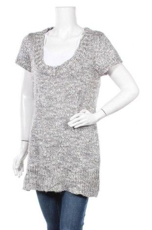 Γυναικείο πουλόβερ Dots, Μέγεθος XL, Χρώμα Γκρί, Ακρυλικό, Τιμή 5,23€