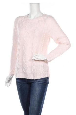Γυναικείο πουλόβερ Ed.it.ed, Μέγεθος M, Χρώμα Ρόζ , Ακρυλικό, Τιμή 17,28€