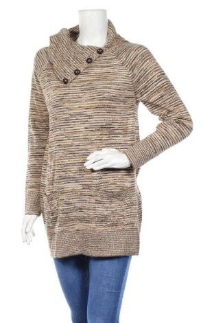 Γυναικείο πουλόβερ Eight Eight Eight, Μέγεθος M, Χρώμα Καφέ, Τιμή 16,05€