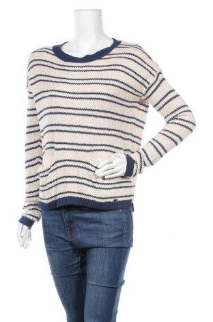 Дамски пуловер Exit, Размер S, Цвят Бежов, Памук, Цена 27,30лв.