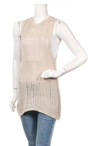 Дамски пуловер Fate, Размер S, Цвят Бежов, Памук, рамия, Цена 11,03лв.