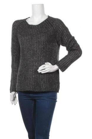Γυναικείο πουλόβερ Filippa K, Μέγεθος S, Χρώμα Γκρί, 40% πολυαμίδη, 37% μοχαίρ, 13% μαλλί, 7% μεταλλικά νήματα, 3% πολυαμίδη, Τιμή 34,23€