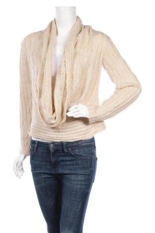 Γυναικείο πουλόβερ Guilty, Μέγεθος L, Χρώμα  Μπέζ, Ακρυλικό, Τιμή 15,43€