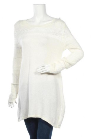 Дамски пуловер H&M, Размер M, Цвят Екрю, Цена 8,19лв.