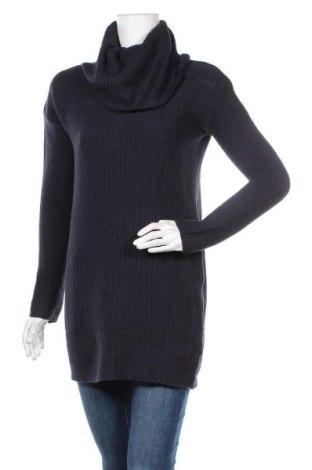 Дамски пуловер H&M, Размер XS, Цвят Син, Акрил, Цена 7,72лв.