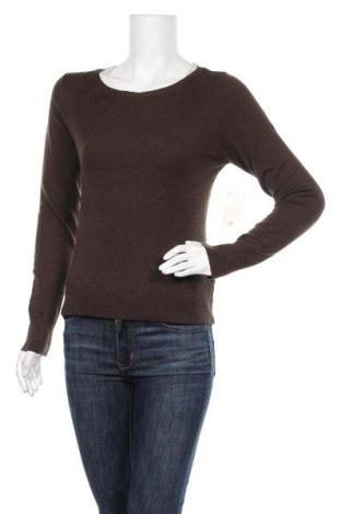 Дамски пуловер H&M, Размер M, Цвят Зелен, 70% акрил, 30% полиамид, Цена 19,32лв.