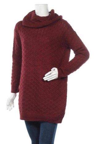 Γυναικείο πουλόβερ H&M, Μέγεθος S, Χρώμα Κόκκινο, 80%ακρυλικό, 20% πολυαμίδη, Τιμή 15,43€