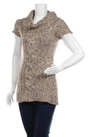 Дамски пуловер INC International Concepts, Размер S, Цвят Бежов, 51% акрил, 37% памук, 9% вълна, 3% други материали, Цена 7,21лв.