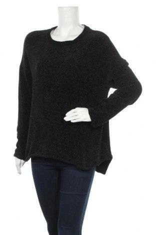 Дамски пуловер Janina, Размер XL, Цвят Черен, Полиестер, Цена 12,08лв.