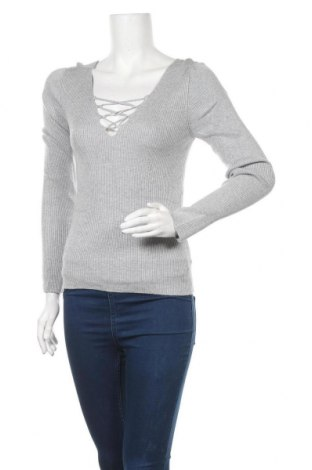 Дамски пуловер Jay Jays, Размер M, Цвят Сив, 80% вискоза, 20% полиамид, Цена 11,76лв.