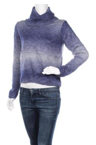 Γυναικείο πουλόβερ Jessica, Μέγεθος S, Χρώμα Μπλέ, 93%ακρυλικό, 4% πολυεστέρας, 3% μεταλλικά νήματα, Τιμή 11,21€