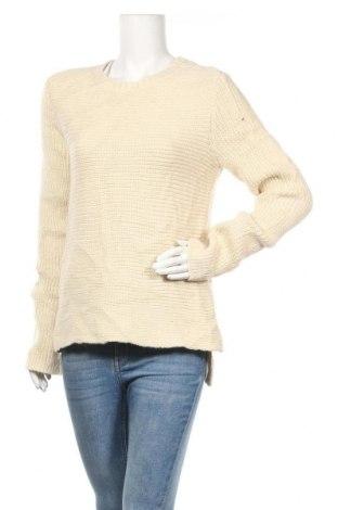 Γυναικείο πουλόβερ Joe Fresh, Μέγεθος M, Χρώμα Εκρού, 68%ακρυλικό, 29% μαλλί, 3% μεταλλικά νήματα, Τιμή 14,81€