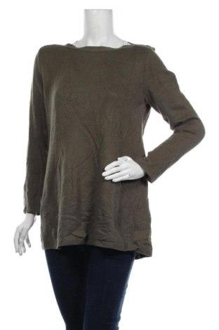 Дамски пуловер Karen Scott, Размер S, Цвят Зелен, 60% памук, 40% акрил, Цена 7,09лв.