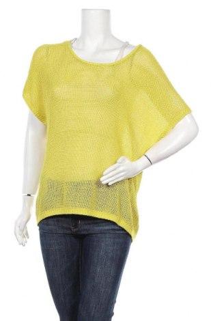 Дамски пуловер Katies, Размер M, Цвят Зелен, Акрил, полиамид, Цена 6,83лв.