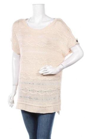 Дамски пуловер Katies, Размер L, Цвят Бежов, Акрил, Цена 6,30лв.