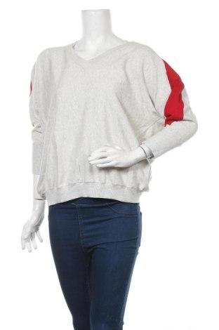 Дамски пуловер Katies, Размер L, Цвят Сив, Памук, Цена 37,80лв.
