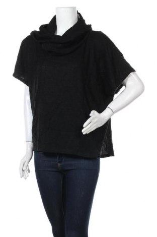 Дамски пуловер Katies, Размер S, Цвят Черен, Акрил, Цена 7,88лв.