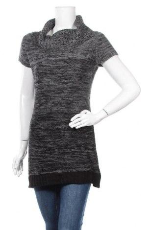 Γυναικείο πουλόβερ L.e.i., Μέγεθος L, Χρώμα Γκρί, 86%ακρυλικό, 14% πολυεστέρας, Τιμή 6,59€