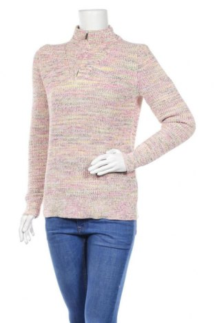 Дамски пуловер Land's End, Размер S, Цвят Многоцветен, Памук, Цена 14,49лв.
